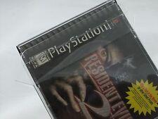 25 New PlayStation Dual Jewel Case Box Protectors Dreamcast CD