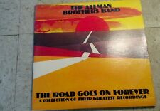 The Allman Brothers Band Record The Road Goes on Forever
