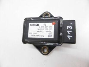 BMW 5er E61 E60 ESP Sensor Drehratensensor Original 34.52-6758750 0265005266