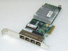 P NC375T Quad Port Gigabit Server Ethernet Adapter HSTNS-BN50 539931-001