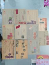 Deutches Reich - envelope with stamps
