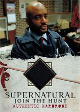 Supernatural Seasons One to Three Costume Wardrobe M18 Agent Victor Henriksen