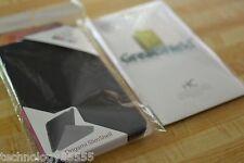 NEW Nexus 7 FHD Case rooCASE Origami SlimShell Black + 2 Screen Protectors