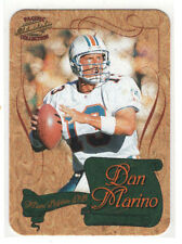 1996 Pacific Philadelphia Photoengravings #21 Dan Marino / Hall of Fame / NM-MT