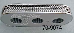 Triumph Trident T150 A75 airfilter box complete luftfilterkasten 70-9074 60-2567