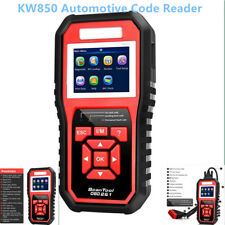 Advanced KW850 Automotive Code Reader ODB OBD2 Auto Car Diagnostic Tool Scanner