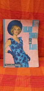 alter DDR Konsument Vesandhaus Katalog Frühjahr / Sommer 1966