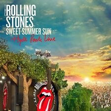 The Rolling Stones,Sweet Summer Sun,Hyde Park Live 3LP+DVD,VINYL,BOX SET SEALED