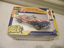 Revell Austin Powers felicity shagwell convertible model kit -MIB