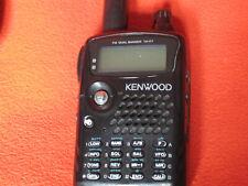 Amateurfunk Kenwood TH-F7E  2m/ 70 cm mit Allmode-RX 0,1....1300 MHz  defekt