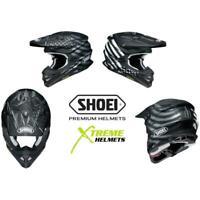 Shoei VFX-EVO Faithful Helmet Off Road Full Face Lightweight DOT SNELL XS-2XL