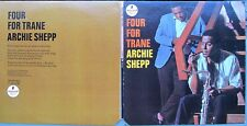 JAZZ LP: ARCHIE SHEPP Four For Trane ABC IMPULSE! A-71 stereo gatefold