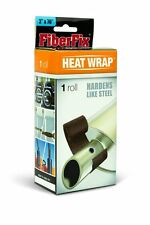New FiberFix Heat Wrap High Temperature durable strong duct tape Automotive home