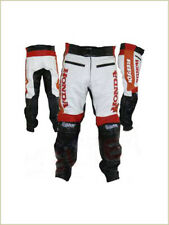 RIDER MOTORCYCLE PANT MEN LEATHER TROUSER BIKER RACING LEATHER TROUSER