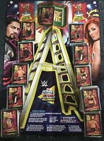 PICK YOUR CARD PLUS GRADE SLAM ATTAX RELOADED 2020 RAW BASE TRADING CARDS WWE
