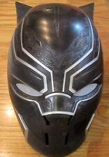 Captain America Civil War Black Panther Deluxe Helmet Marvel Comics Rubies 66360