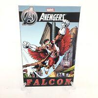Avengers Falcon #1-4 Captain America More Marvel Comics TPB Trade Paperback NEW
