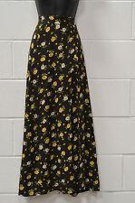 Full Length Cotton Blend A-line Unbranded Skirts for Women