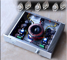 Finished A6 Gold seal pure class A Stereo power amplifier  25W+25W         L5-43
