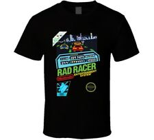 Rad Racer Nes Retro Video Game T Shirt