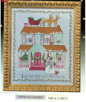 TWAS THE NIGHT BEFORE CHRISTMAS  - CROSS STITCH PATTERN ONLY  HM  ERYR