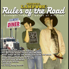 NEW National Lampoon's Rules of the Road (Audio CD)