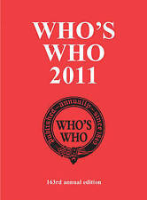 Who's Who 2011 by Who's Who