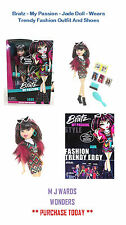 Bratz - My Passion - Jade Doll - Wears Trendy Fashion Outfit And Shoes