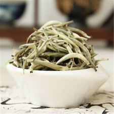 Chinese Organic Bai Hao Yin Zhen Silver Needle White Loose Leaf Buds Tea