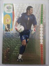 2006 Panini World Cup Gianluigi Buffon #120 FOIL Italy Juventus