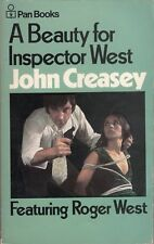 A Beauty for Inspector West - John Creasey - Pan Books - Acceptable - Paperback