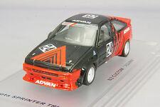 1/43 ENIF Toyota Sprinter Trueno N2 specifications 1986 ADVAN #24 ENIF0040