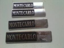 MONTECARLO LANCIA  LOGO  (cod 3/x.xx)