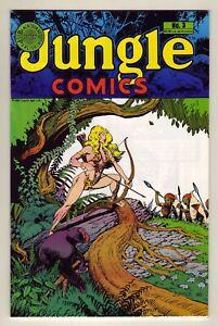 Jungle Comics #3 - 1988 Blackthorne - Sheena, Queen of the Jungle - NM (9.2)