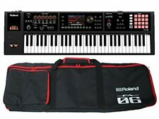 Roland / Fa 06 With Soft Case 61 Keyboard Workstation