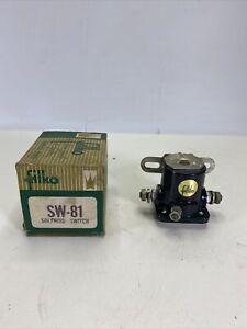 Filko SW-81 Solenoid Switch for 1950-60s Checker Nash Packard Willys NOS