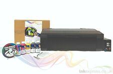 A3 Stampante a sublimazione Bundle: EPSON ET-14000 + 5 x 100ml Inchiostro + Carta-nessuna OEM