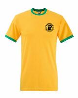 Norwich City Keep The Faith Ringer T-Shirt,Punk Football Adult Tee Top