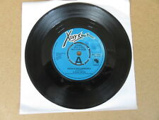 """X - RAY SPEX Highly Inflammable 7"""" RARE UK ORIGINAL 1979 A LABEL DEMO COPY"""