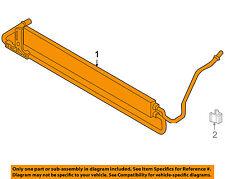 BMW OEM 750Li Power Steering Oil Fluid Cooler-Oil Cooler Assembly 17117966259