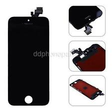 Black LCD Screen Touch Digitizer Assembly Frame Replacement For Apple iPhone 5