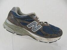 NEW BALANCE 990 Blue Sz 10 4E Extra Wide Men Running Shoes