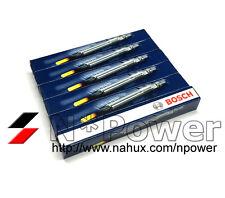 BOSCH GLOW PLUG SET FOR MERCEDES GL320 CDI X164 V6 3.0L OM642.940 DOHC 24V 06-10