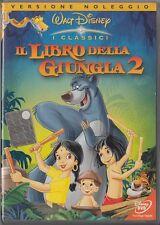 Il libro della giungla 2 (2003) DVD - EX NOLEGGIO - OLOGRAMMA TONDO