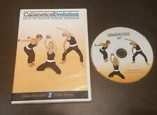 Callanetics Evolution (DVD) Callan Pinckney Sandra Hanna exercise video workout