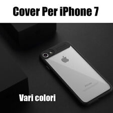 Cover Case Pouch for Apple iPhone 7/8/se TPU SOFT BORDER COVER + PC