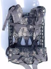 US Army ACU Harness Set Assembly Frame Belt Straps for Molle Back Pack Ruck Sack