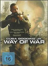 DVD - Way of War (Cuba Gooding Jr.) / #1134