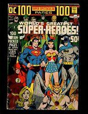 DC 100 Page Super Spectacular #DC-6 VG Adams Kubert Batman Superman Wonder Woman