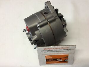 1968 CHEVY CORVETTE  ORIGINAL DELCO ALTERNATOR 1100750   8B15  SHOW QUALITY